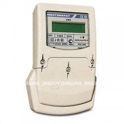 Счетчик электроэнергии однофазный CE101 (исп.S6)