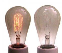 Работа над лампами | Биография Николы Теслы