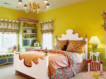 20 идей декора стен для детской комнаты