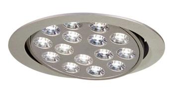 Светодиодные врезные светильники для подвесных потолков