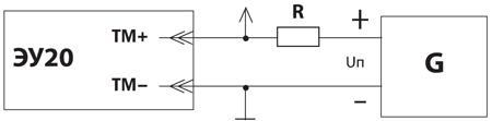 """Однофазный многотарифный электронный счетчик электроэнергии ЭУ20-33 5(60)А (""""Энергоучет"""")"""