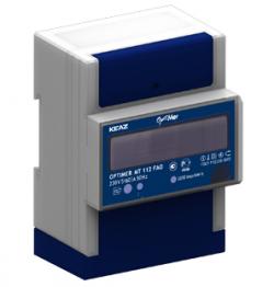 Многотарифный прибор учета Optimer MT1 с креплением на DIN-рейку
