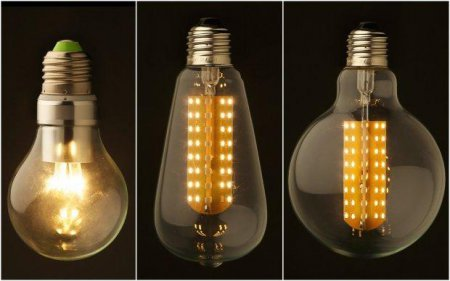 Светодиодные лампы Edison-Style
