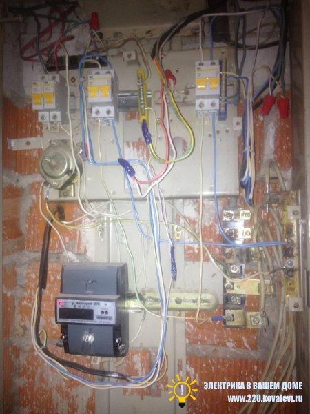 Электробезопасность в ванной комнате