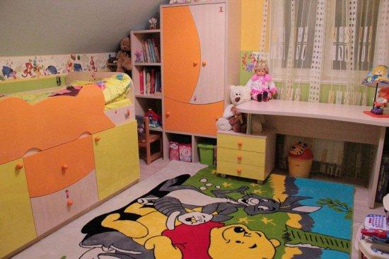Фото интерьеров детских комнат (20шт.). Подборка №3
