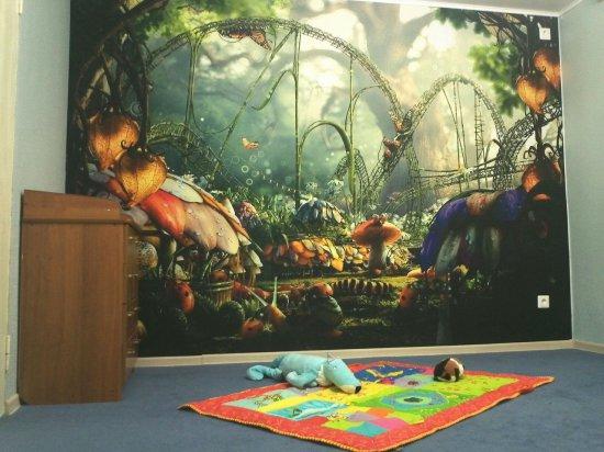 Фото интерьеров детских комнат (20шт.). Подборка №5