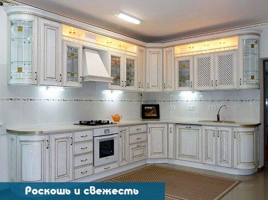 Фото интерьеров кухни (20шт.). Подборка №1
