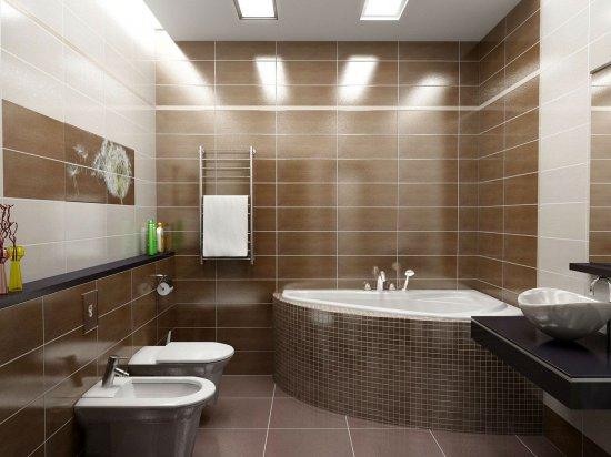 Фото овещения в ванных комнатах (20шт.). Подборка №1