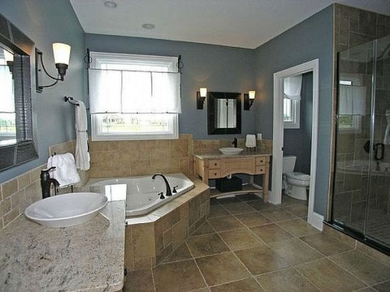 Фото овещения в ванных комнатах (20шт.). Подборка №5