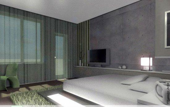 Фото интерьеров спальных комнат (20шт.). Подборка №5