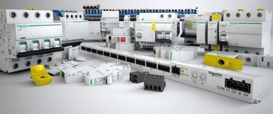 Полный технический каталог оборудования Шнайдер Электрик серии IC60N