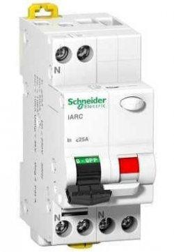 Устройство защиты от дугового пробоя iARC A9FDD225 Schneider Electric