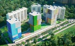 Квартиры в Парголово - ЖК «Моя Стихия»