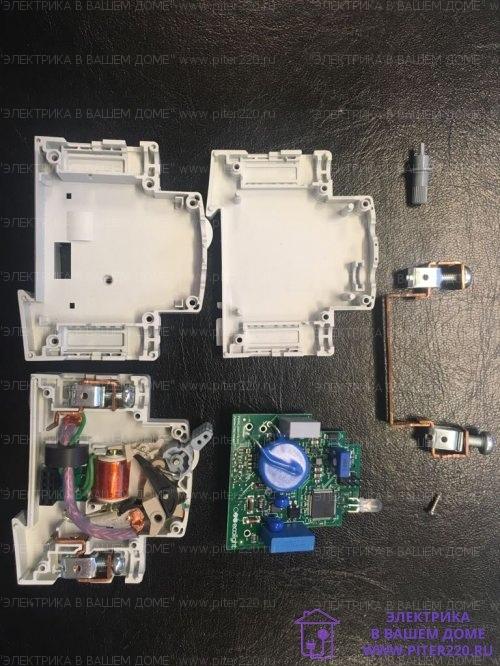 УЗИс-С1-40. Устройство защиты от искрения в электропроводке от компании ЭКОЛАЙТ