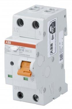 S-ARC1 и S-ARC1 M от фирмы ABB. Устройство обнаружения дуги (AFDD) с защитой от перегрузки и защитой от перенапряжения