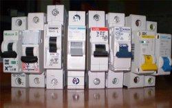 Критерии выбора УЗО и автоматических выключателей