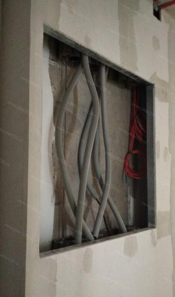 ЖК Цветной Город. Какой кабель проложен до квартир?! Электрика в квартире