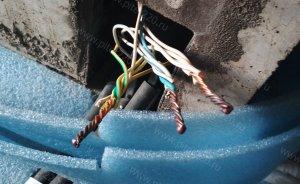 ЖК Цветной Город. Соединения проводов в распределительной коробке вашей квартиры